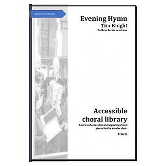 Evening Hymn (Sab) Tim Knight