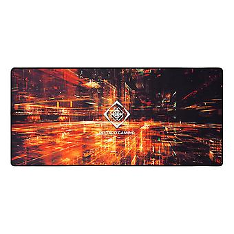 DELTACO GAMING DMP430 Limited edition mousepad, polyester, stitched ed