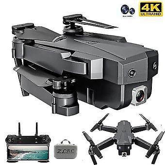 Mini sg107 drone 4k dubbele camera hd xt6 wifi fpv drone luchtdruk vaste hoogte vierassige vliegtuigen