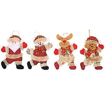Accesorios para árboles de Navidad, Decoraciones Figura de Navidad colgante