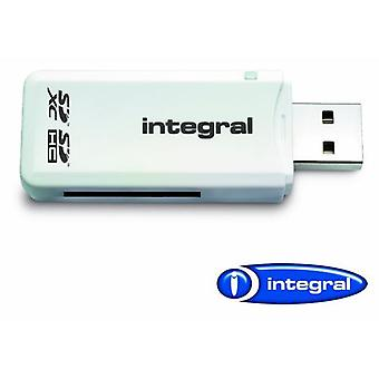 Integral SD (Secure Digital) Single Slot Reader