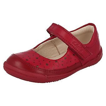 Girls Clarks First Walking Shoes Softly Ida