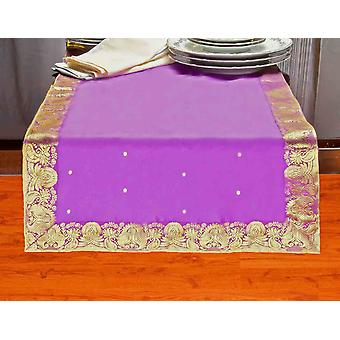 Lavanda - Hand Crafted Table Runner (India)