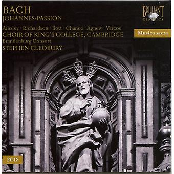 J.S. Bach - Bach: St John's Passion [CD] USA import