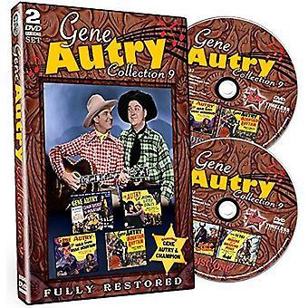 Gene Autry: Importación de película los E.e.u.u. Colección 9 [DVD]