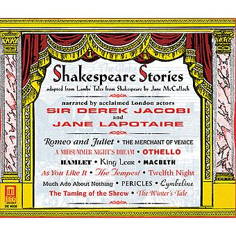 Jacobi/Lapotaire - Shakespeare Stories [CD] USA import