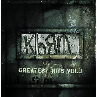 Korn - Korn: Vol. 1-Greatest Hits [CD] USA import