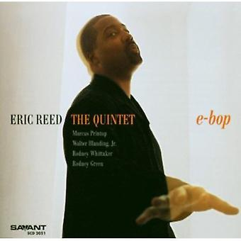 Eric Reed - E-Bop [CD] USA import