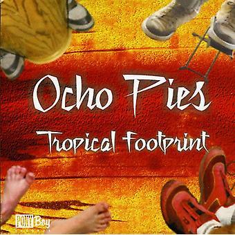Ocho Pies - Tropical Footprint [CD] USA import