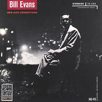 Bill Evans - New Jazz Conceptions [CD] USA import