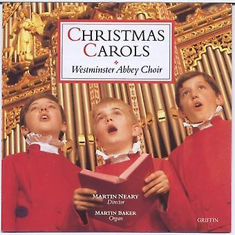 Westminster Abbey Choir - Christmas Carols [Griffin] [CD] USA import