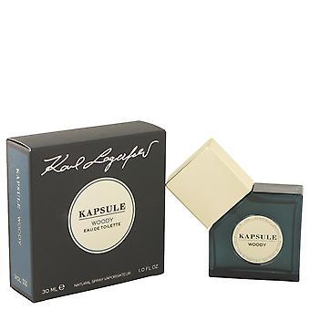 Karl Lagerfeld Kapsule Woody Eau de Toilette 30ml EDT Spray
