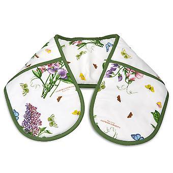 Portmeirion Plantentuin dubbele Oven handschoen