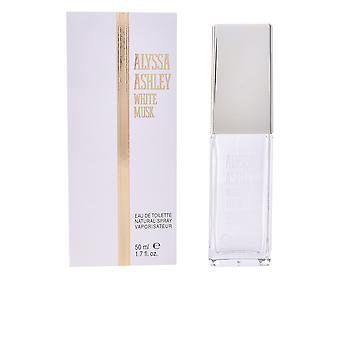 Alyssa Ashley White Musk Edt Spray 50 Ml für Damen