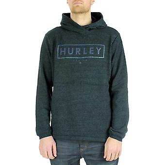 Hurley Bayside Boxed Pullover Hoody in Clay Green