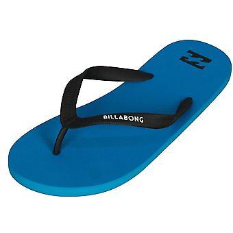 Billabong Water Resistant Mens Sandals ~ Tides Solid bright blue