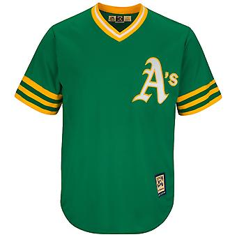 Cooperstown majestueux cool base Jersey - Athletics d'Oakland