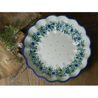 Dish, with a wavy margin, Ø 20 cm, height 5 cm, tradition 7, BSN 5595