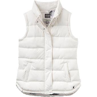 Julios las mujeres/damas Eastleigh cálido acolchado edredón costura Gilet chaleco