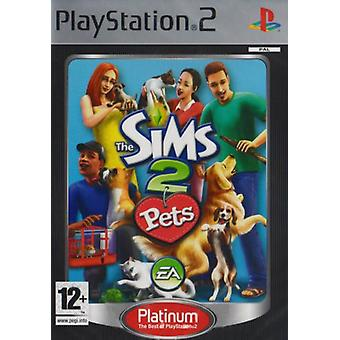 The Sims 2 Pets Platinum (PS2) - New Factory Sealed
