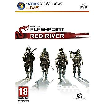 Operation Flashpoint Red River (PC)-in de fabriek verzegeld