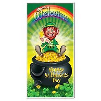 Happy St. Patricks dag dør Cover