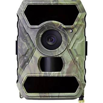 Berger & Schröter X-Trail 3.0 FullHD Wildlife camera 12 MP Black LEDs, Audio recording Camouflage