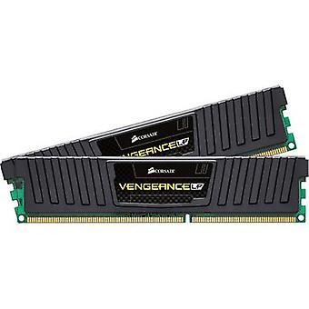 Kit de RAM PC de Corsair Vengeance® LP CML16GX3M2A1600C10 16 Go 2 x 8 Go DDR3 RAM 1600 MHz CL10 10/10/27