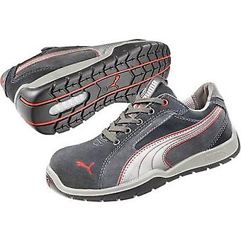 Protective footwear S1P Size: 47 Grey PUMA Safety DAKAR LOW HRO SRC 642680 1 pair