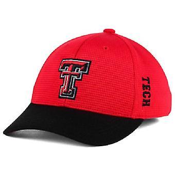 Texas Tech Raiders czerwony NCAA TOW Booster młodzieży rozciągnąć wyposażone kapelusz