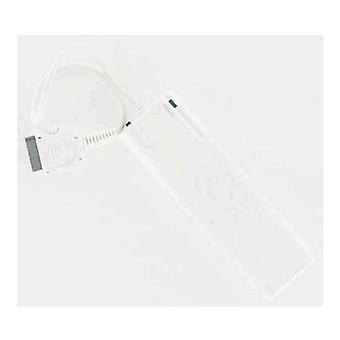 Extensor de adaptador de batería para Apple iPhone (blanco)