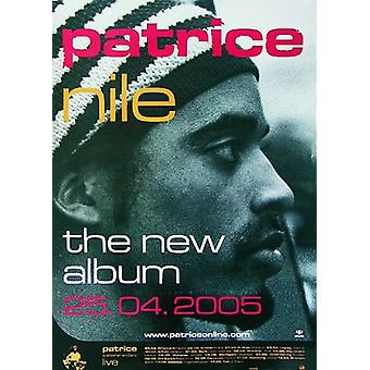 Patrice Nile Poster  close up