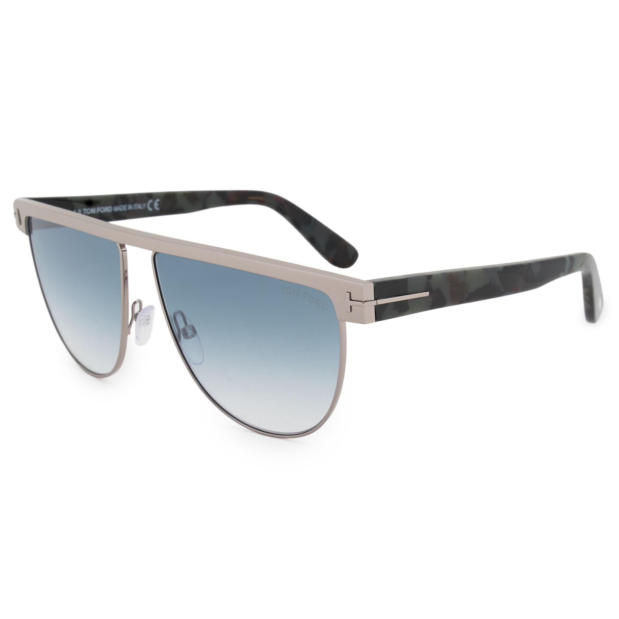 Tom Ford Stephanie-02 Pilot Sunglasses FT0570 14X 60