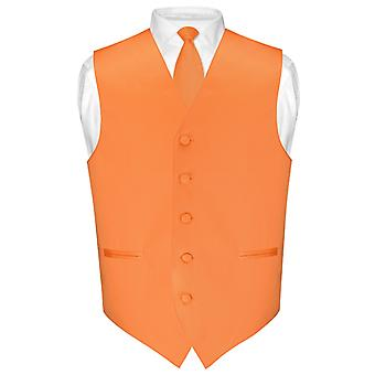 "Mannen kleding Vest & Skinny stropdas effen kleur 2.5"" nek stropdas Set voor Suit of Tuxedo"