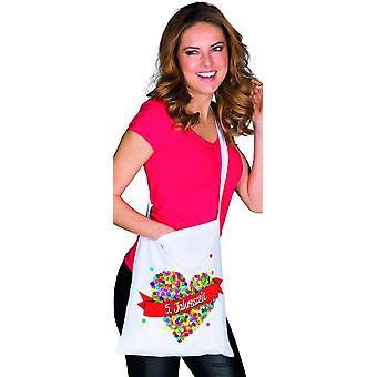 Karnevalstasche Kamelle Bonbon Tasche Accessoire Fasching