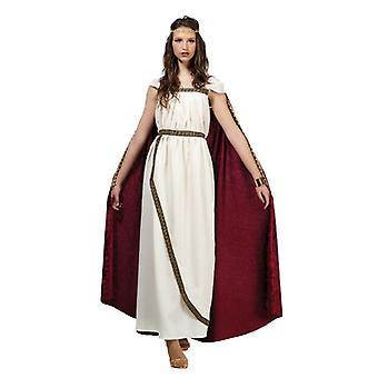 Costume Lady Trojanerin citoyen grec Mesdames costume