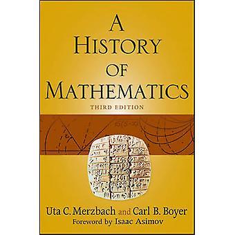 تاريخ الرياضيات بكارل بوير باء-يوتا جيم ميرزباتش-9780470