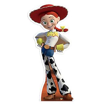 Jessie - Toy Story Lifesize kartong släppandet / stående