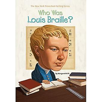 Who Was Louis Braille? (Who Was...? (Paperback))