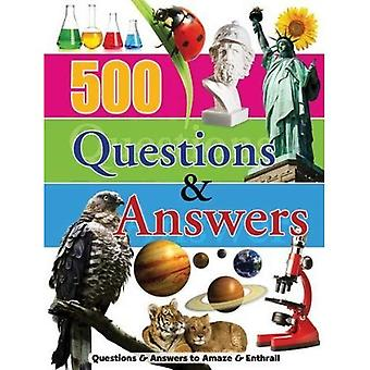 500 Questions & Answers: Reference Omnibus (128pp Omnibus)