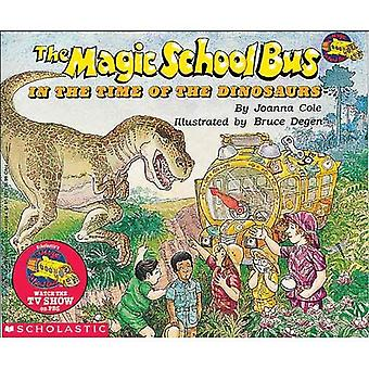 Magic School Bus nel tempo dei dinosauri (Magic School Bus (Prebound))