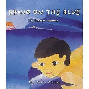 Portare sul blu (il mio primi colori)