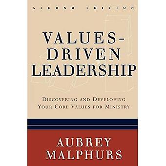 Liderança orientada por valores: Descobrindo e desenvolvendo seus valores do núcleo para o Ministério