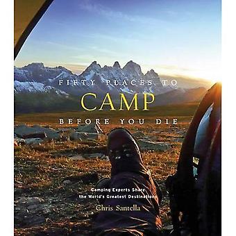50 Plätze zum Camp, bevor du stirbst