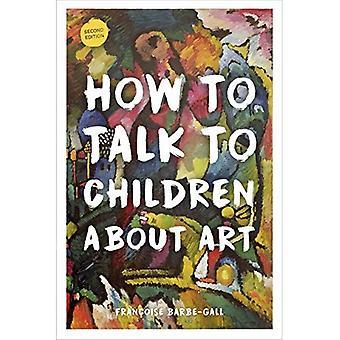 Comment parler aux enfants l'Art