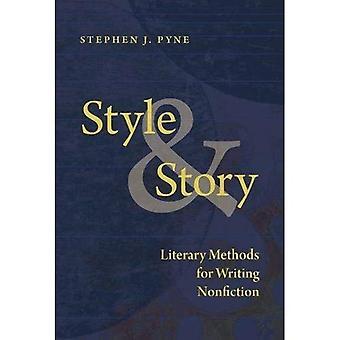 Stijl en verhaal: literaire methoden voor het schrijven van non-fictie