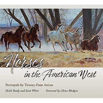 Paarden in het Amerikaanse Westen: beeldvorming door vierentwintig kunstenaars (Amerikaanse Wests)