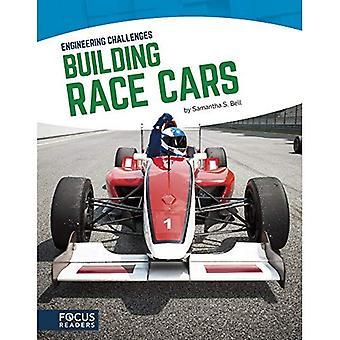 Gebouw Race auto 's