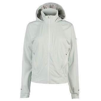 ASICS Womens beschleunigen Jacket Performance Mantel Top Langarm leicht