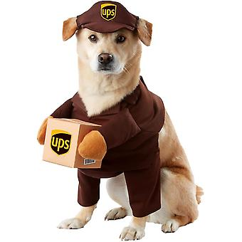 UPS huisdier kostuum